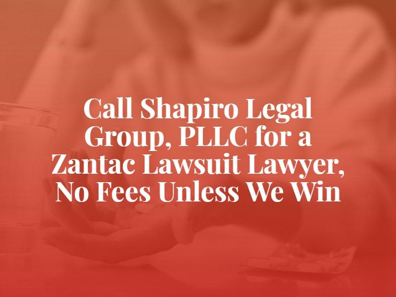 Zantac lawyer