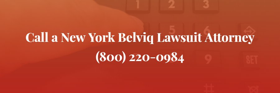New York Belviq Lawsuit Lawyer