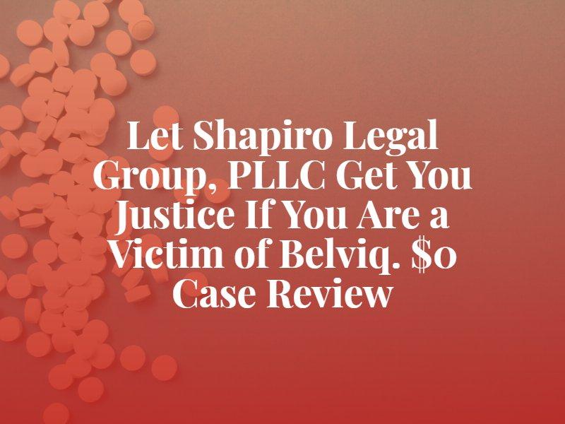 belviq recall attorney