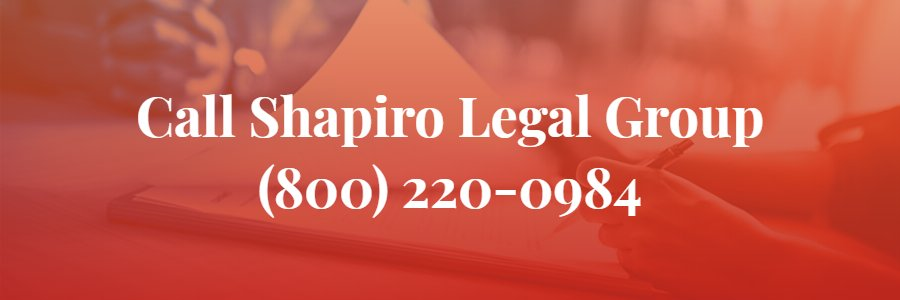 Call Shapiro Legal Group