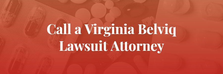 Virginia Belviq Lawsuit