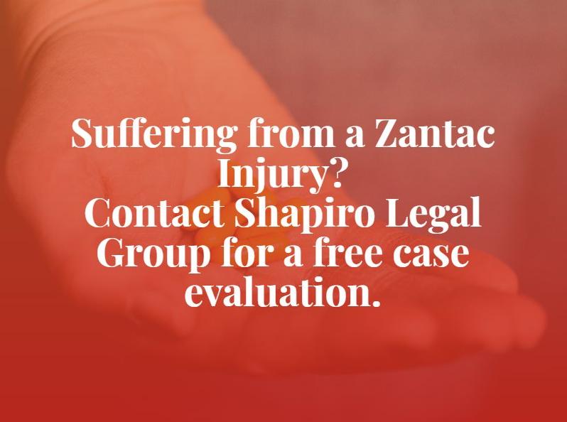 zantac injury lawyer